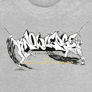 KNOWLEDGE - the urban skillz dictionary - promo sh T-shirts - Baby T-shirt