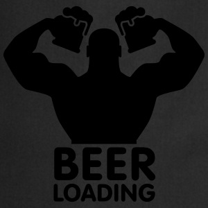 Beer loading T-shirts - Keukenschort