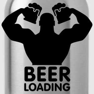 Beer loading Magliette - Borraccia
