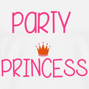 Party Princess Gensere - Premium T-skjorte for menn