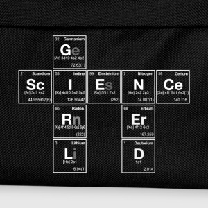 NERD SCIENCE GIRL! - Periodic Elements Scramble - Kids' Backpack