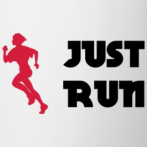 Just run Tee shirts - Tasse