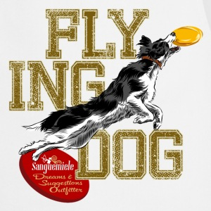 border collie disc dog T-Shirts - Cooking Apron