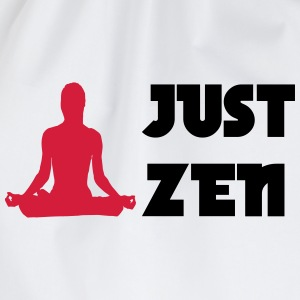 Just Zen Shirts - Drawstring Bag