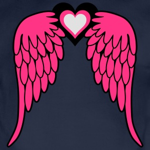 Angel Wings T-Shirts - Baby Bio-Kurzarm-Body