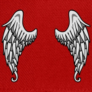 Angel Wings Tee shirts - Casquette snapback