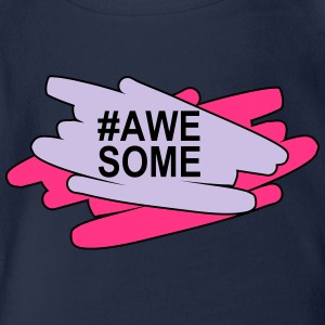 Awesome Tee shirts - Body bébé bio manches courtes