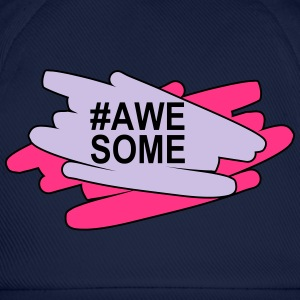 Awesome T-shirts - Baseballkasket