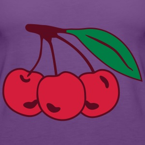Cherry Shirts - Women's Premium Tank Top