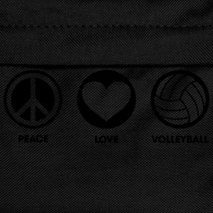 Peace Love Volleyball Sweat-shirts - Sac à dos Enfant