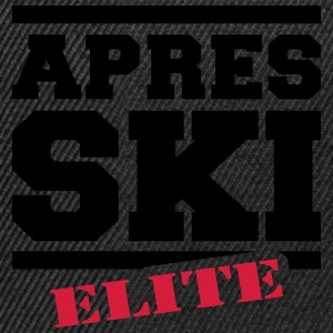 afterski elite T-shirts - Snapback Cap