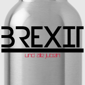 brexit T-Shirts - Water Bottle