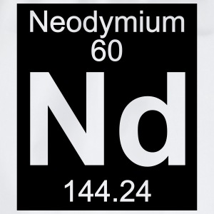 Element 60: Neodymium - Turnbeutel