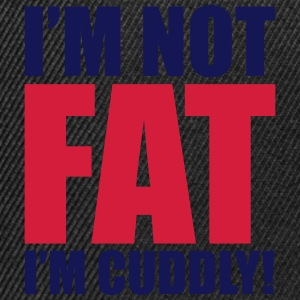 Fat  T-Shirts - Snapback Cap