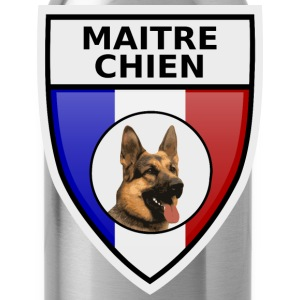 Ecusson maitre-chien berger allemand Sweat-shirts - Gourde