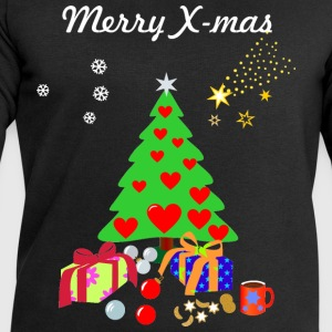 Christmas Merry xmas Christmas T-Shirts - Men's Sweatshirt by Stanley & Stella