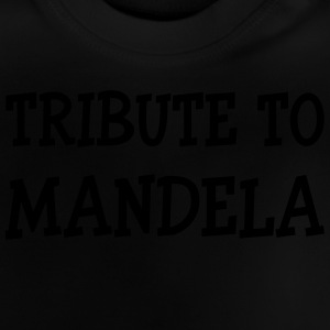 Tribute to Mandela Shirts - Baby T-Shirt
