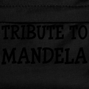 Tribute to Mandela Shirts - Kids' Backpack