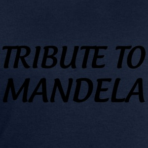 Tribute to Mandela Shirts - Men's Sweatshirt by Stanley & Stella