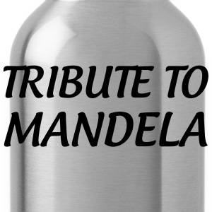 Tribute to Mandela Shirts - Water Bottle