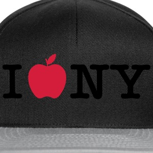 I love big apple - Casquette snapback