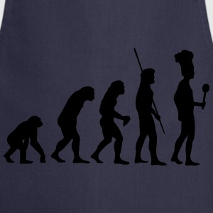 Evolution cook T-Shirts - Cooking Apron