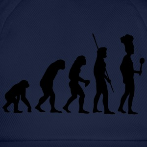 Evolution cook T-Shirts - Baseball Cap
