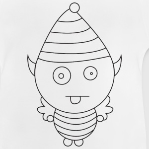 Naughty Elf - Baby T-Shirt