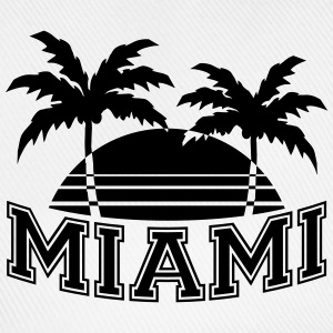 Miami Florida Palms T-Shirts - Baseball Cap
