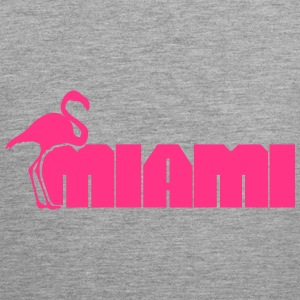 Miami Flamingo T-Shirts - Männer Premium Tank Top