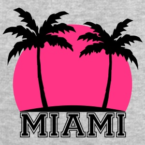 Miami Beach Palms Design T-skjorter - Sweatshirts for menn fra Stanley & Stella