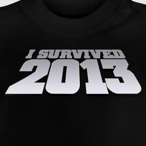 I survived 2013 - welcome 2014 Tee shirts - T-shirt Bébé