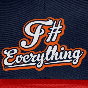 F# Everything - Women's - Snapback Cap
