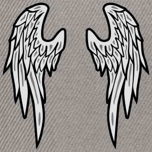 Angel Wings Feather T-shirts - Snapbackkeps