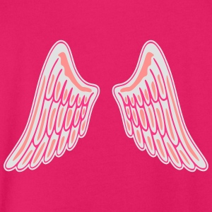 Angel Wings T-shirts - Luvtröja unisex