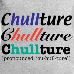 chullturechullturechullture T-Shirts - Men's Sweatshirt by Stanley & Stella