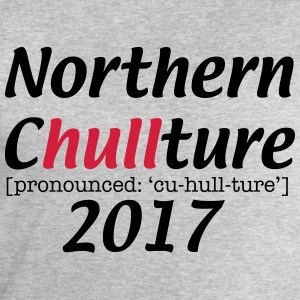 northernchullture2017red T-Shirts - Men's Sweatshirt by Stanley & Stella