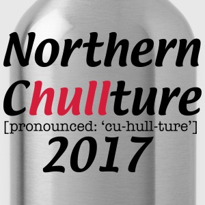 northernchullture2017red T-Shirts - Water Bottle