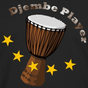 Drum, Afrique, Djembe , Bongo , Percussions, Music Tee shirts - T-shirt manches longues Premium Homme