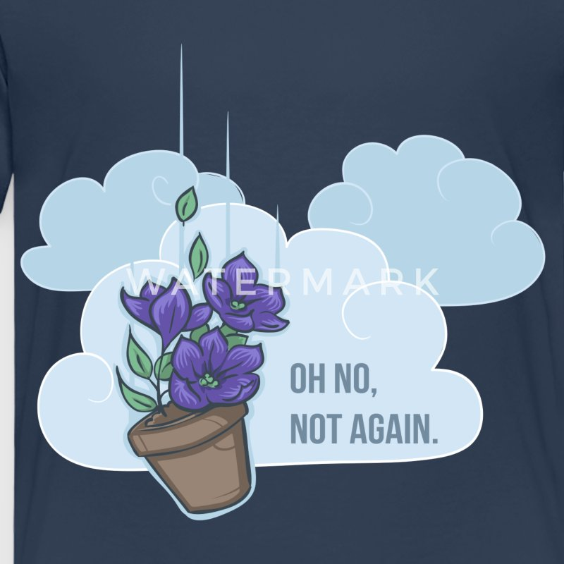 Oh no, not again! T-Shirts - Kinder Premium T-Shirt