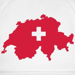 Switzerland Underwear - Baseball Cap