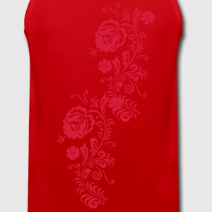 ornament T-Shirts - Männer Premium Tank Top
