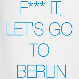 Fuck it, let's go to Berlin T-Shirts - Men's Football shorts