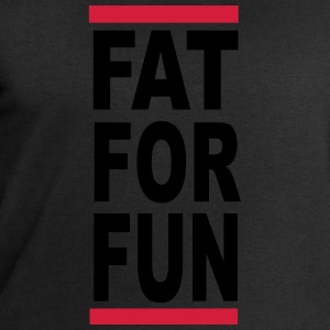 fat for fun - Männer Sweatshirt von Stanley & Stella