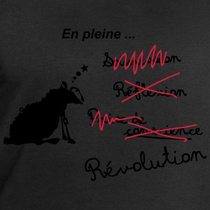 révolution Tee shirts - Sweat-shirt Homme Stanley & Stella