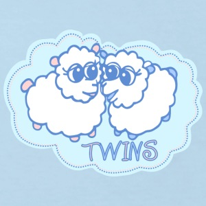 twins sheep Hoodies - Kids' Organic T-shirt