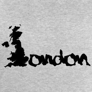 United Kingdom London England T-Shirts - Männer Sweatshirt von Stanley & Stella