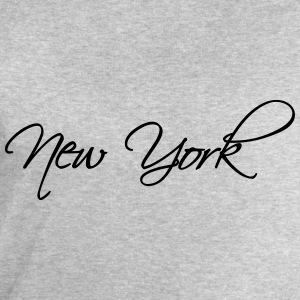 New York T-Shirts - Men's Sweatshirt by Stanley & Stella