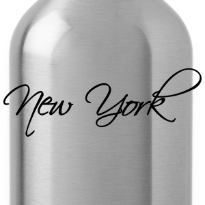 New York T-Shirts - Water Bottle