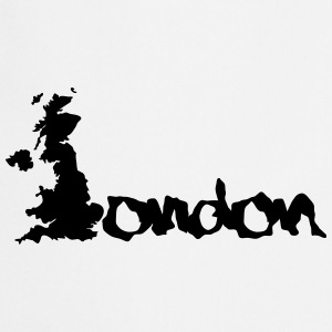 United Kingdom London England T-Shirts - Kochschürze